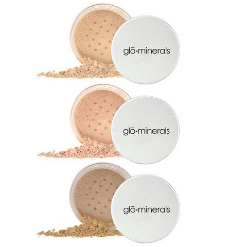 glo minerals Loose Base (Various Shades)