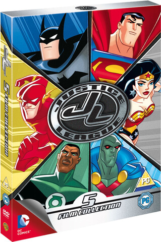 Justice League Boxset