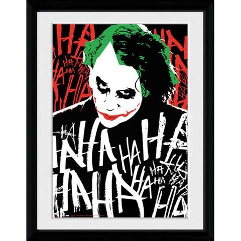DC Comics Batman The Dark Knight Rises The Joker Ha - 30x40 Collector Prints