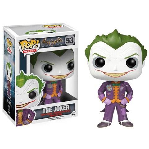 Figurine Pop! Joker DC Comics Arkham Asylum