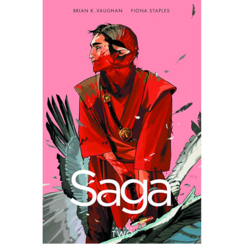 Saga - Volume 2 Graphic Novel