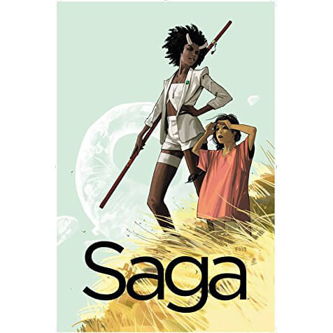 Saga - Volume 3 Graphic Novel