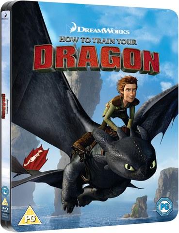 Dragons -Steelbook Édition Limitée
