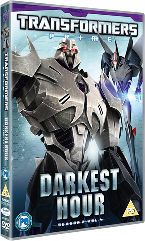 Transformers Prime - Season 2 Volume 4 Darkest Hour