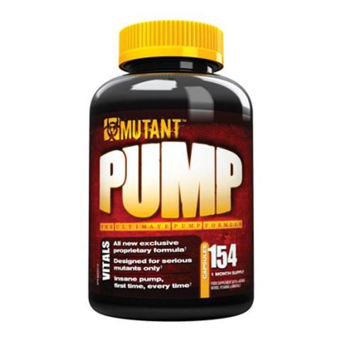 Mutant Pump x 154 Caps
