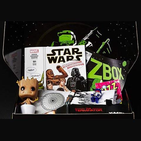 ZBOX January - COSMIC