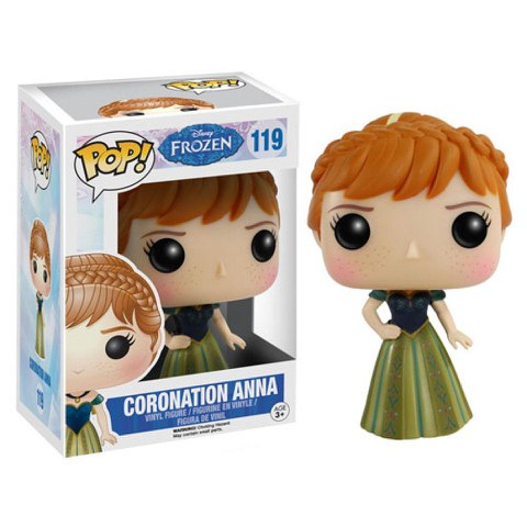 Disney Frozen Coronation Anna Pop! Vinyl Figure