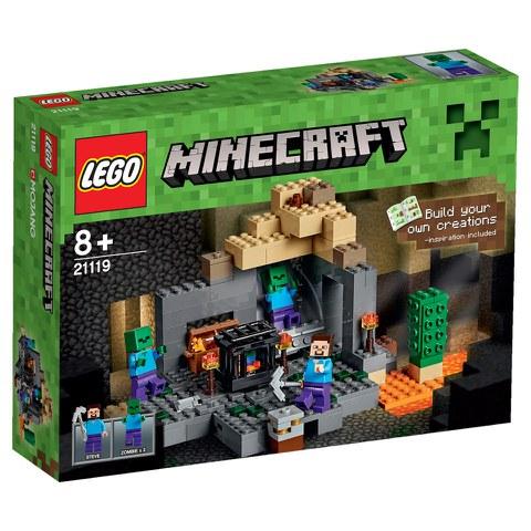 LEGO Minecraft: Das Verlies (21119)