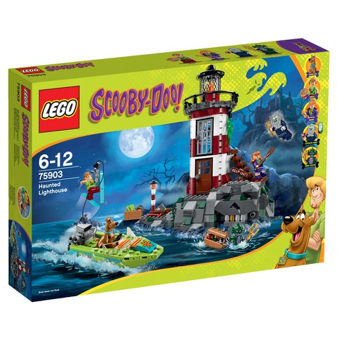 LEGO Scooby-Doo!: Haunted Lighthouse (75903)