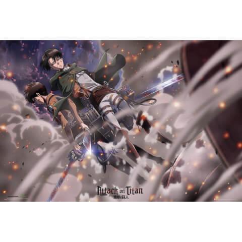 Attack on Titan Battle - Maxi Poster - 61 x 91.5cm