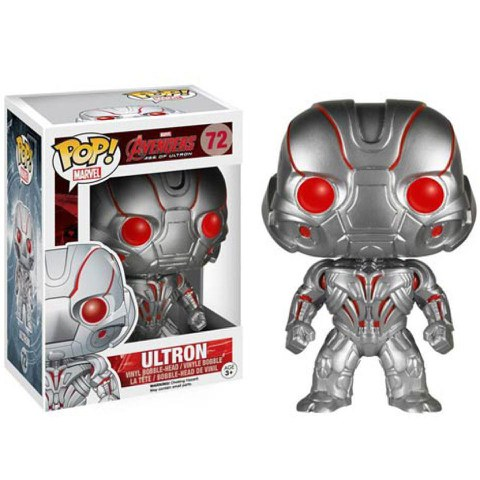 Marvel Avengers: Age of Ultron Ultron Funko Pop! Bobblehead Figuur