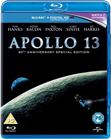 Apollo 13 - 20th Anniversary Edition (Includes UltraViolet Copy)