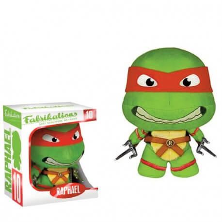 Teenage Mutant Ninja Turtles Raphael Fabrikations Plush Figure