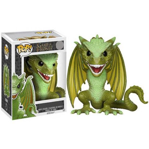 Figurine Pop! Dragon Rhaegal 15 cm Game of Thrones