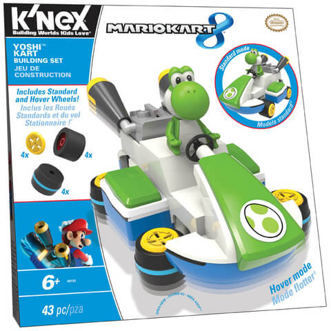 K'NEX Mario Kart: Yoshi Kart