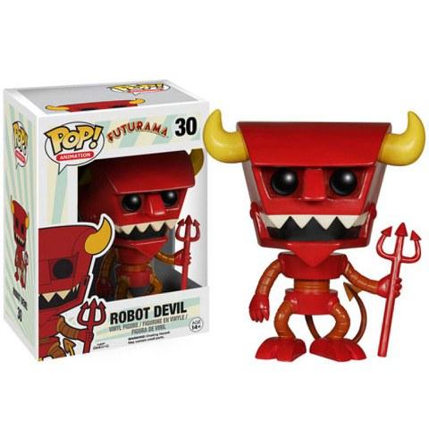 Figurine Pop! Vinyl Robot Devil Futurama