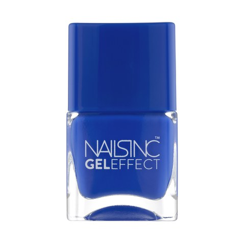 nails inc. Baker Street Gel Effect Nail Varnish (14ml)