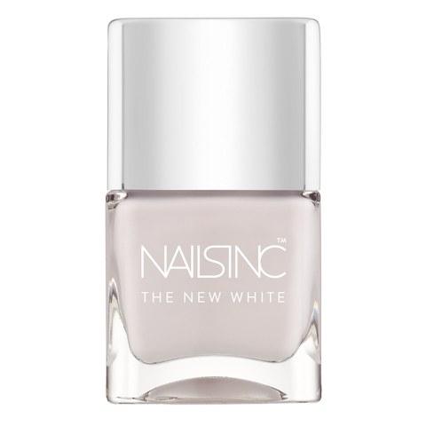 nails inc. White Horse Street The New White Nail Varnish (14ml)