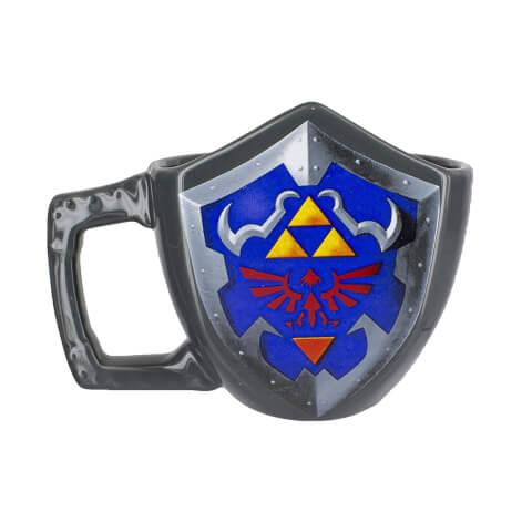 Tasse 3D The Legend of Zelda Édition Collector - Bouclier