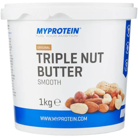 Mantequilla de Mezcla de Frutos Secos Myprotein