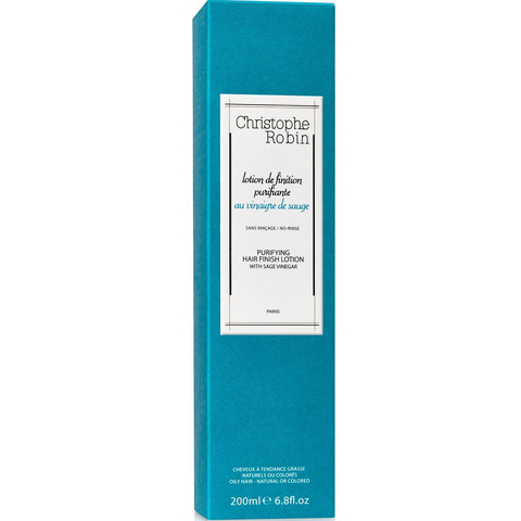 Christophe Robin Purifying Finishing Lotion with Sage Vinegar (6.8 fl.oz)