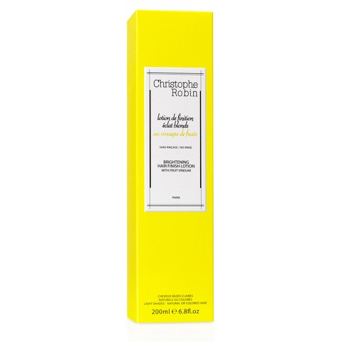 Christophe Robin Bright Blonde Finishing Lotion with Fruit Vinegar (6.8 fl.oz)
