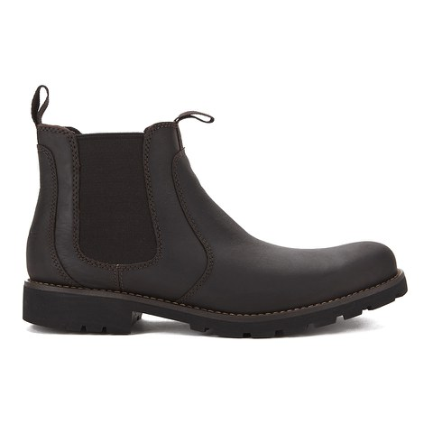 Rockport Men's Street Escape Chelsea Boots - Tenor Brown