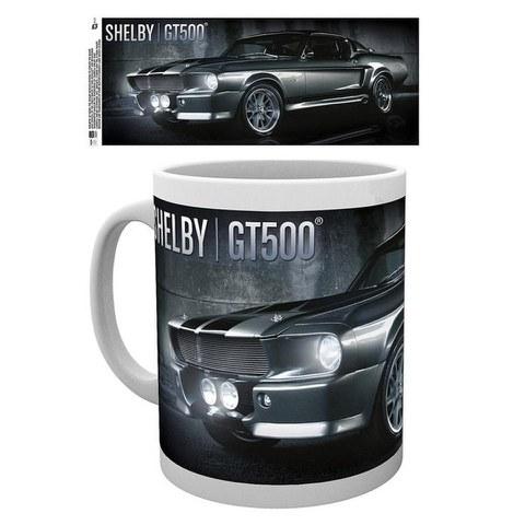 Ford Shelby Black GT500 - Mug