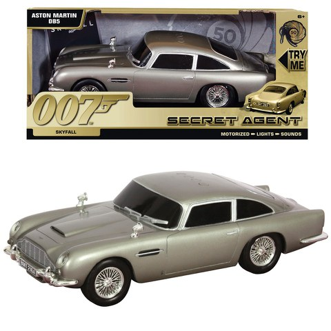 Secret Agent L&S Skyfall