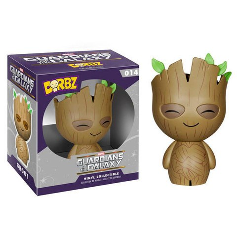 Marvel Guardians of the Galaxy Groot Vinyl Sugar Dorbz