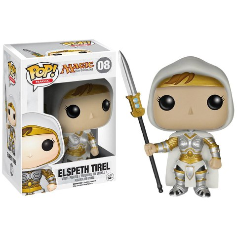Magic the Gathering Elspeth Tirel Pop! Vinyl Figure