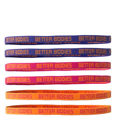 Better Bodies Headband - Pink Combo