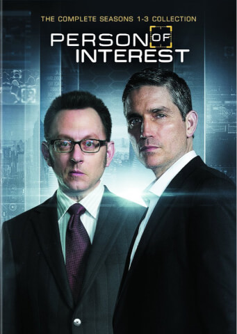 Person of Interest - Series 1-3