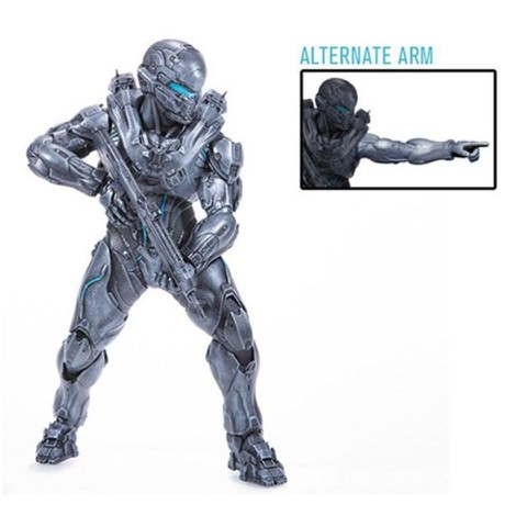 McFarlane Halo 5 Guardians Spartan Locke 10 Inch Action Figure