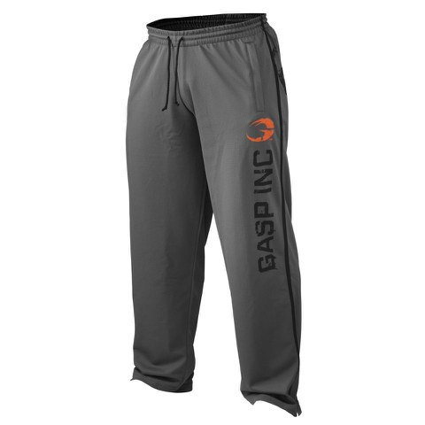 GASP No 89 Mesh Pants - Grey