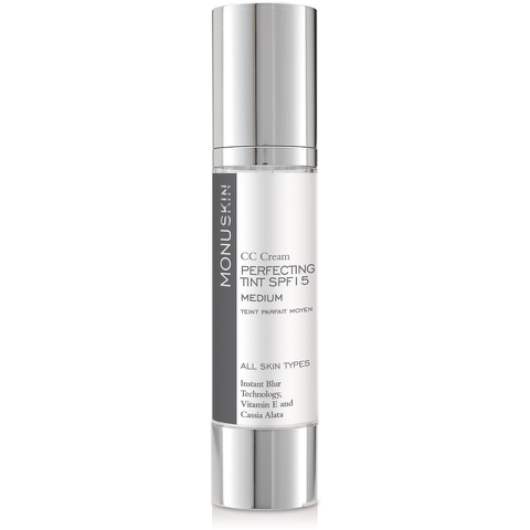 MONU Perfecting Tint SPF15 Moisturizer - Medium (50ml)