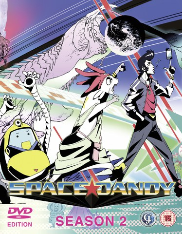 Space Dandy - Season 2
