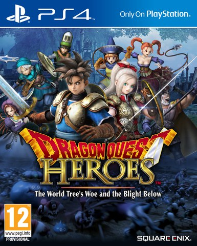 Dragon Quest Heroes: The World Tree's Woe and the Blight - Day One Edition