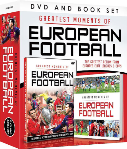European Football - Includes Book