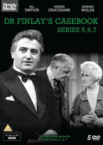 Dr Finlay's Casebook - Series 5-7