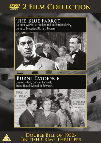 The Blue Parrot / Burnt Evidence
