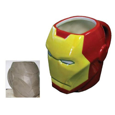 Marvel Iron Man Taza