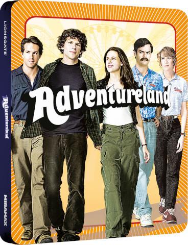 Adventureland - Zavvi Exclusive Limited Edition Steelbook (UK EDITION)