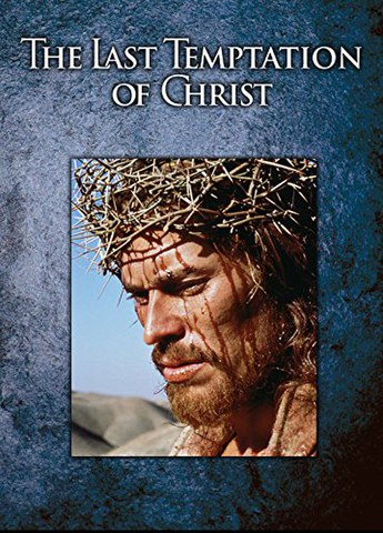 The Last Temptation of Christ - Dual Format (Includes DVD)