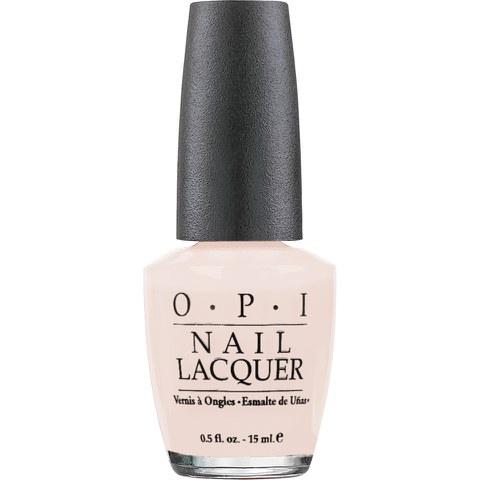 OPI Soft Shades Nail Lacquer - Bubble Bath (15ml)