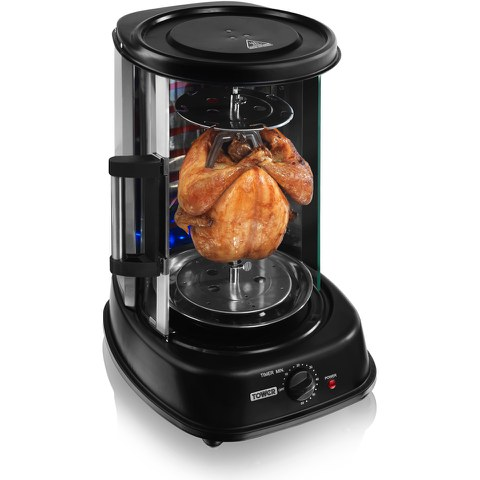 Tower T14005 Rotating Vertical Rotisserie Grill