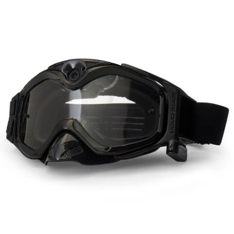 Liquid Image XSC - 384 Xtreme All Sport HD Camera and Camcorder Goggles with LCD Screen - Black