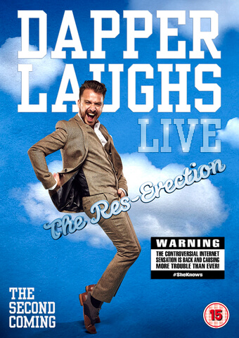 Dapper Laughs Live: The Res-Erection
