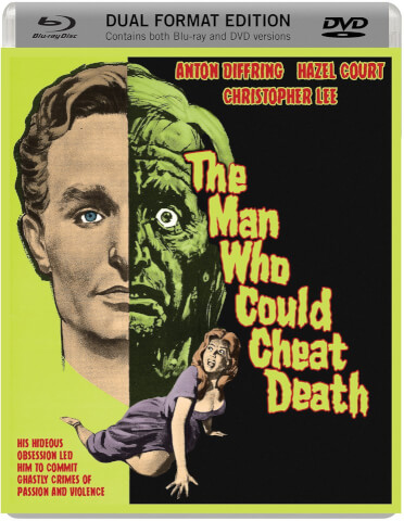 The Man Who Could Cheat Death (Includes DVD)