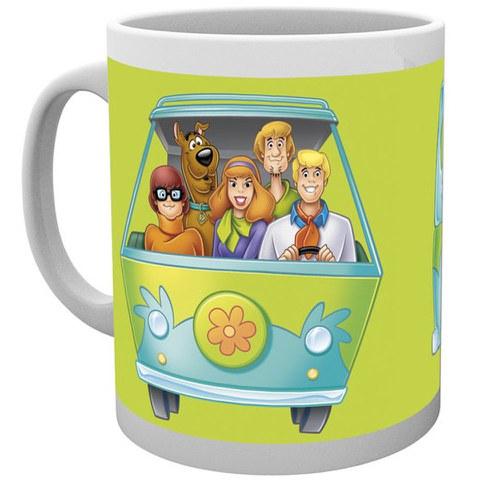 Scooby-Doo Mystery Wagon - Mug
